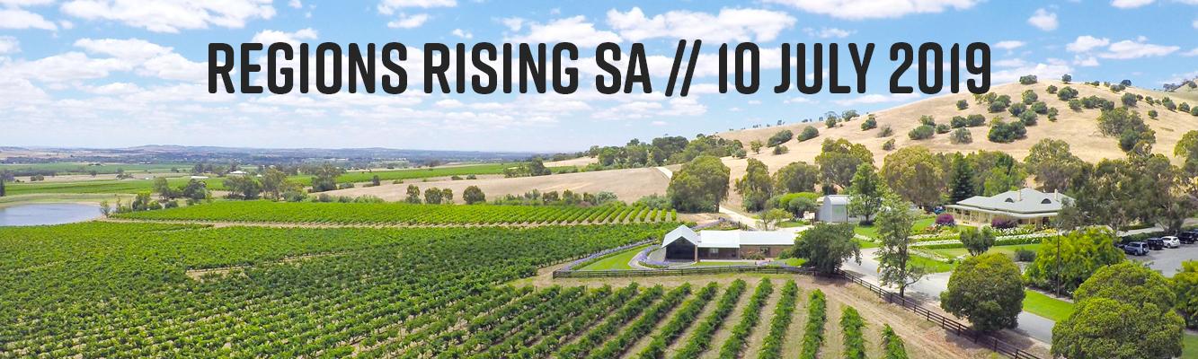 Regions Rising SA // 10 July 2019